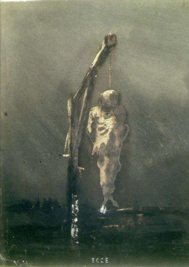 Victor Hugo, The Hanged Man (Le Pendu - ''Ecce'') | Dark Classics