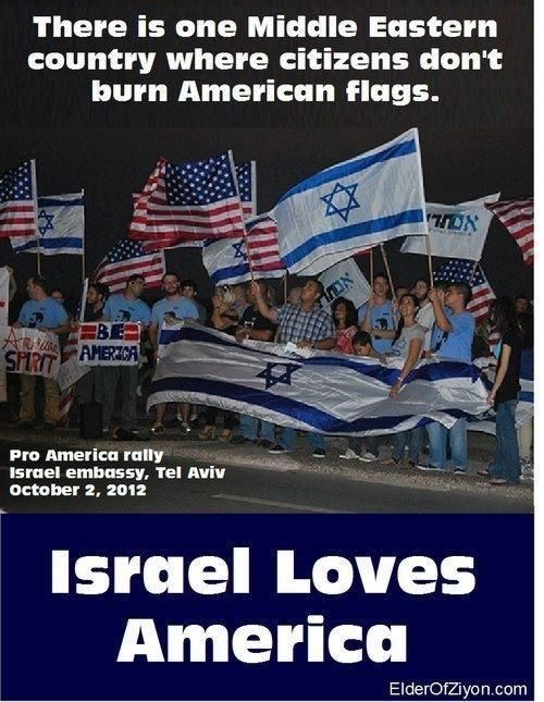 Which Middle Eastern Country respects our flag and our nation?.....only ONE!  And Obama is going to ruin this. VOTE OBAMA OUT in November!!!