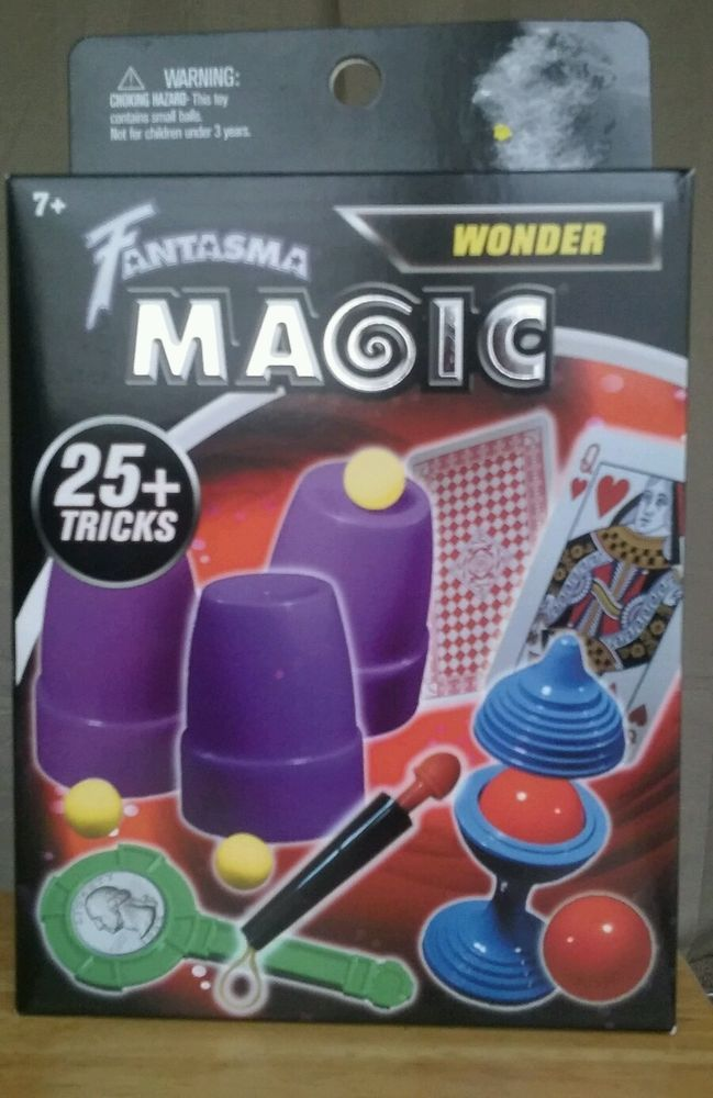 fantasma magic kit instructions