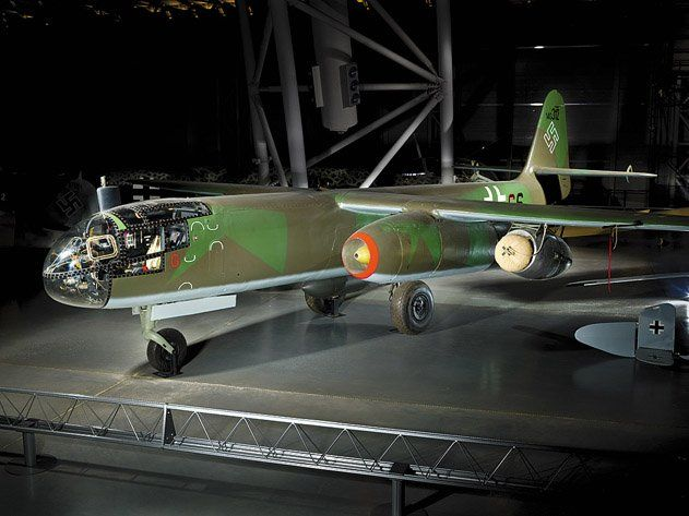 Arado Ar 234 B-2 Blitz ...Sole Survivor