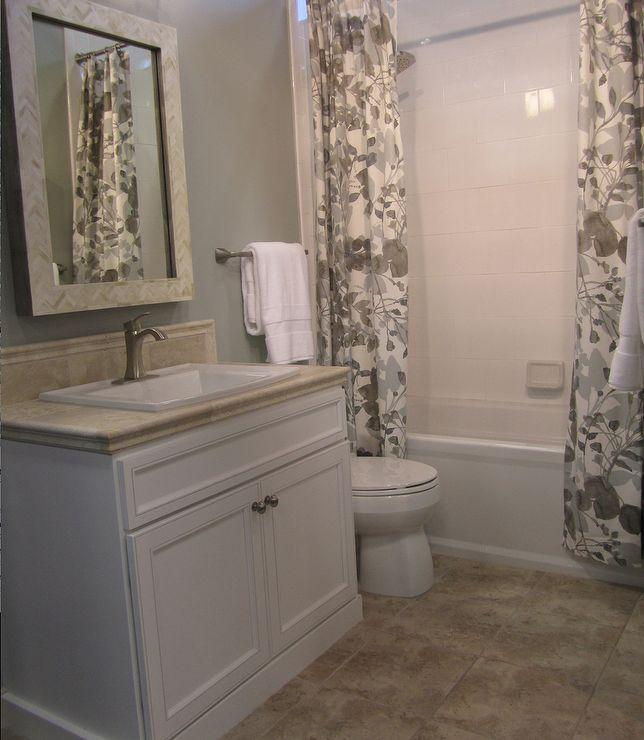 20 best bathtub tile images on pinterest bathroom ideas for Small hall bathroom remodel ideas