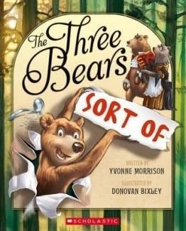 """If you are a teacher or the parent of an interrupting-asks-too-many-questions child...you will (both) love this book! """"The Three bears - Sort Of"""" by Yvonne Morrison. It is the narrated version of the story we know well, but is interrupted by lots of questions...""""What kind of bear was it...why were they eating porridge?"""" My 7 year old and I had a blast reading this together! Lots of bear facts too. Suitable for ages 7 and up. More book recommendations..join me on Facebook: Yibba Yabba Mama"""