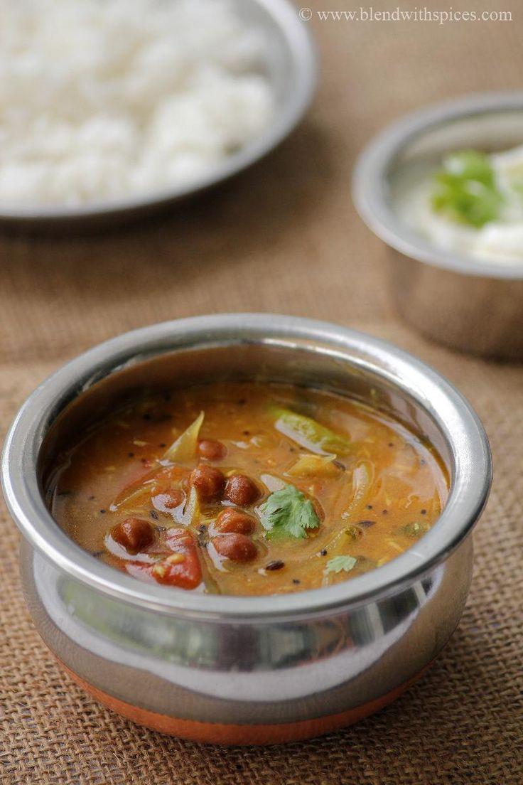 If you are looking for more Andhra Recipes then do check Dondakaya Kobbari Karam, Dondakaya Pulusu, Gummadikaya Pindimiriyam, Sweet Potato Curry, Mamidikaya Pesara Pachadi, Mullangi Pachadi and Potlakaya Nuvvula Pachadi. Senagala Pulusu Recipe  Prep Time: 10 mins|Cook time: 20 mins| Serves: 3-4 Author:Hari Chandana P Cuisine: South Indian Recipe type: Side dish Ingredients: 1/2...
