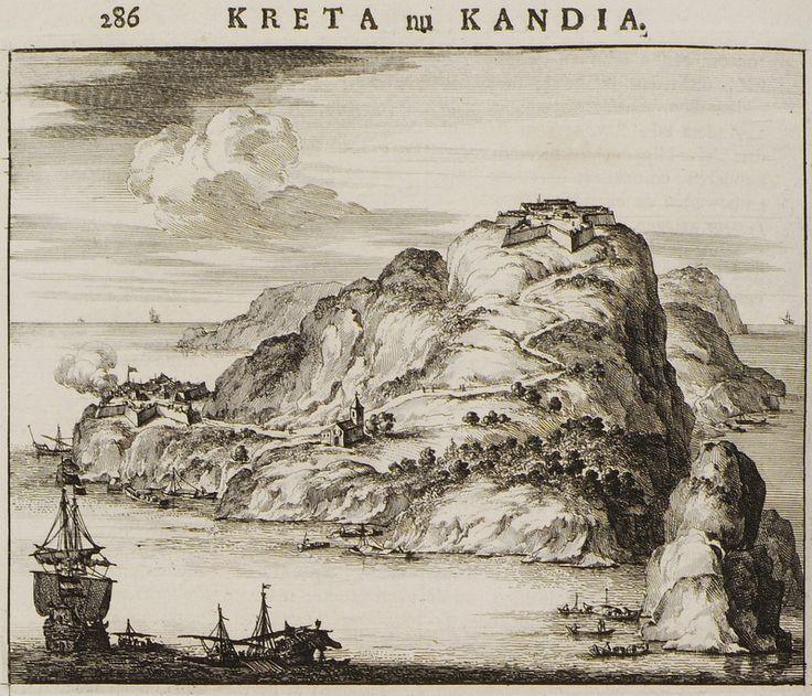 1688 Το νησί Άγιοι Θεόδωροι ή Θοδωρού ή Τουρλουρού (Άκοιτος ή Βουδρόα) δυτικά των Χανίων. - DAPPER, Olfert - ME TO BΛΕΜΜΑ ΤΩΝ ΠΕΡΙΗΓΗΤΩΝ - Τόποι - Μνημεία - Άνθρωποι - Νοτιοανατολική Ευρώπη - Ανατολική Μεσόγειος - Ελλάδα - Μικρά Ασία - Νότιος Ιταλία, 15ος - 20ός αιώνας