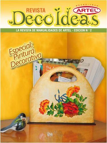 DecoArtel N°2: Pintura Decorativa