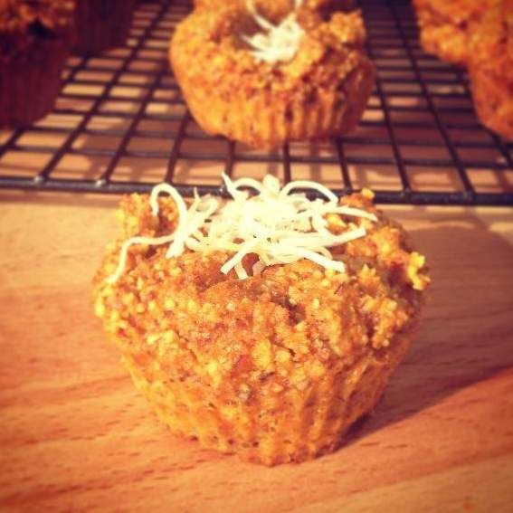 Recipe Coconut Carrot Muffins by Skinnymixer - Recipe of category Baking - sweet