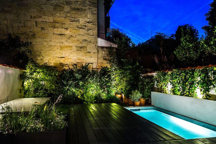 21 best terrasse mobile images on pinterest mini pool. Black Bedroom Furniture Sets. Home Design Ideas