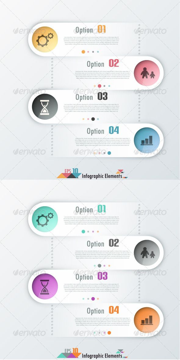 Modern Infographic Options Banner (Two Versions) Template #design #infografik Download: http://graphicriver.net/item/modern-infographic-options-banner-two-versions/7102672?ref=ksioks