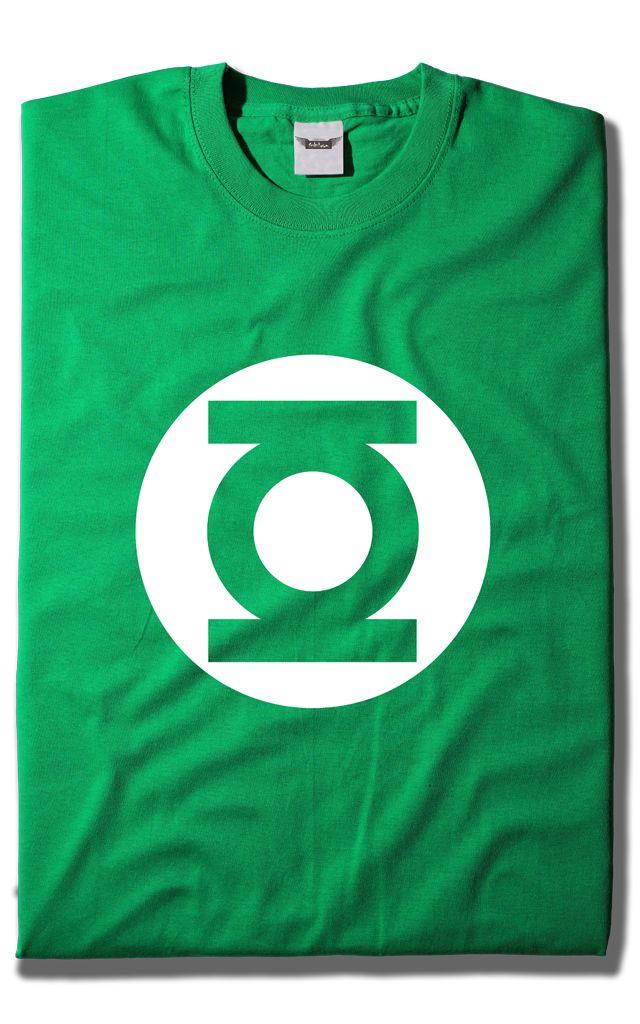 Camiseta Linterna Verde v4