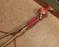 Making a Fish Tail Braid (Technique) - Lima Beads #Beading #Jewelry #Tutorials