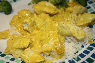 Slimming World Chicken Korma - http://www.mytaste.co.uk/r/slimming-world-chicken-korma-3317515.html