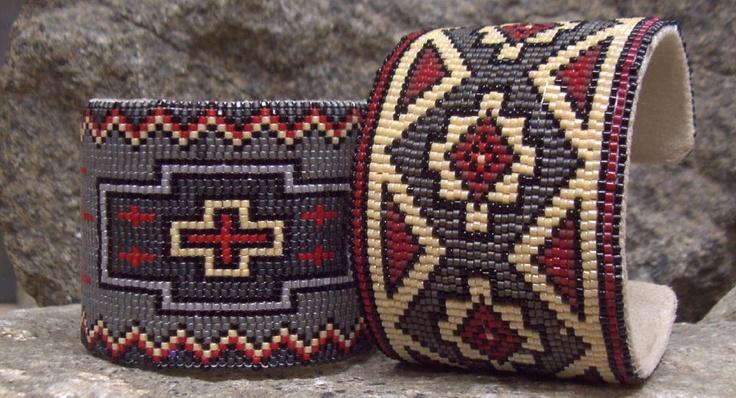 Destination/Cross and Navajo Blanket