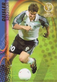 2002 Panini World Cup #54 Sebastian Deisler Front
