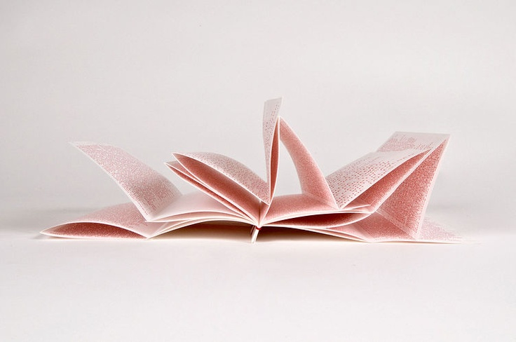 Interactive Print- With Bridges Burned - really interesting book concept