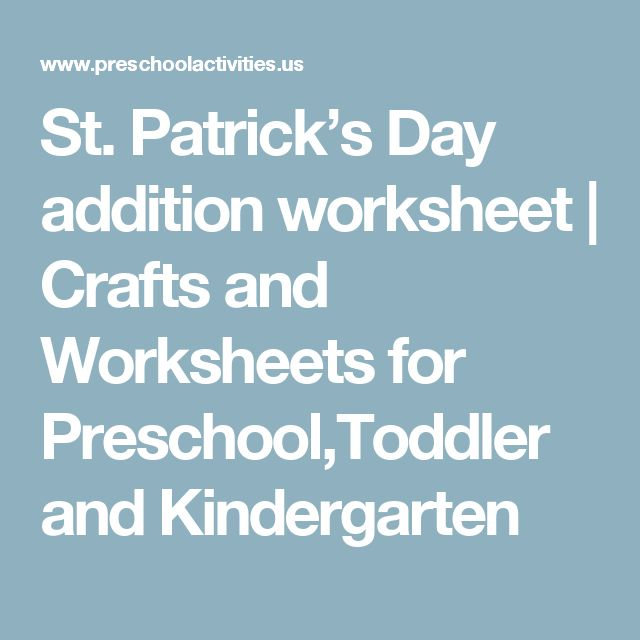 1000+ ideas about Addition Worksheets on Pinterest   Kindergarten ...