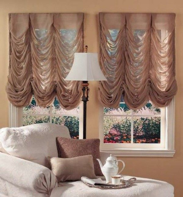 French Curtains in Your Interior Design