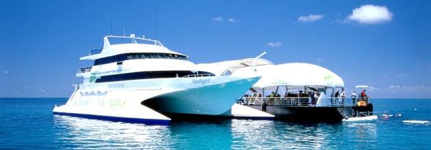 Cruise Whitsundays tour