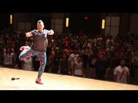 Parris Goebel @ Urban Moves 2013 - YouTube