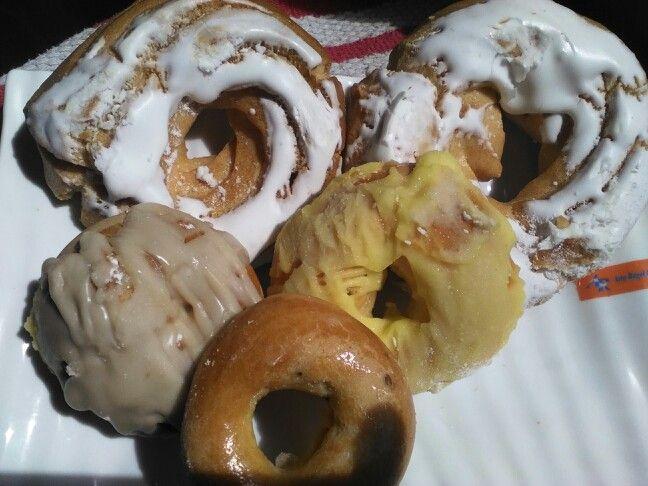Rosquillas de San Isidro, que aun no las has probado, pues a que esperas ;P