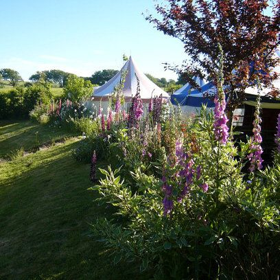 Glamping in Cornwall | Red Online