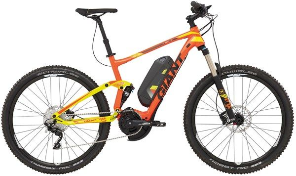 Giant Full E+ 1 Full Suspension MTB 2016 - Electric Mountain Bike #CyclingBargains #DealFinder #Bike #BikeBargains #Fitness Visit our web site to find the best Cycling Bargains from over 450,000 searchable products from all the top Stores, we are also on Facebook, Twitter & have an App on the Google Android, Apple & Amazon.