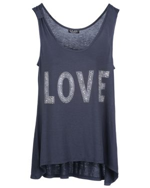 Cocoon Crystal Love Motif Vest Top Grey R499, buy it here: http://www.nicci.co.za/list.php?c=0&p=52