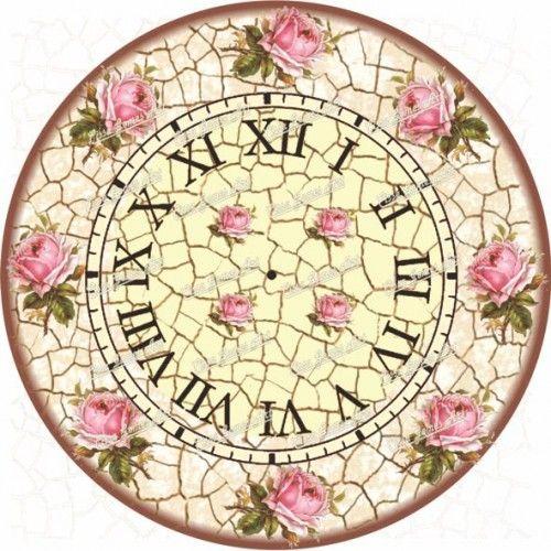 Relógio 7 - 20x20cm