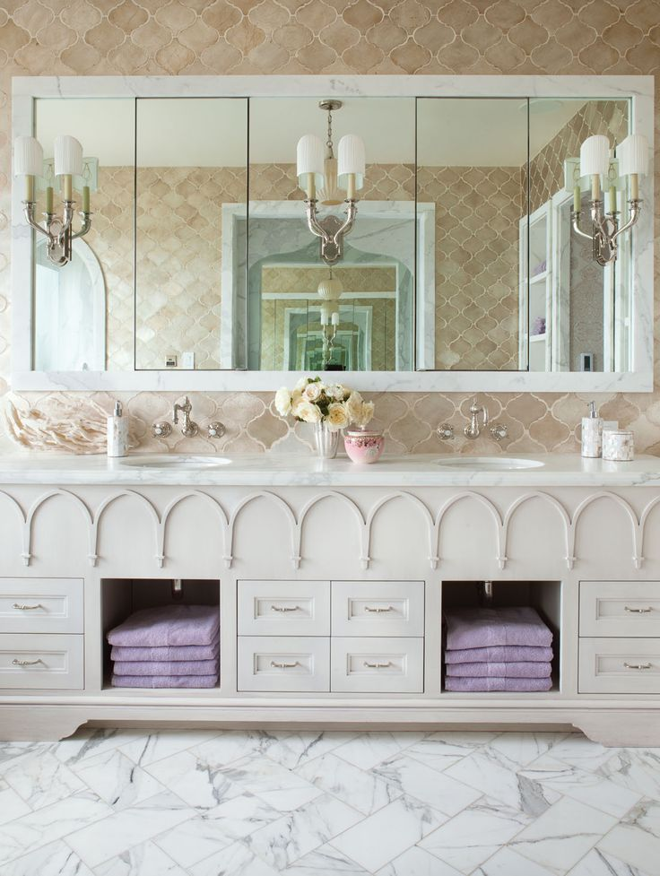 Best Lavender Bathrooms Images On Pinterest Lavender Bathroom - Lavender towels for small bathroom ideas