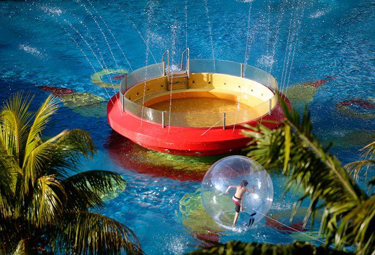 Recanto Cataratas - Thermas Resort & Convention - Viva o melhor de Foz do Iguaçu.