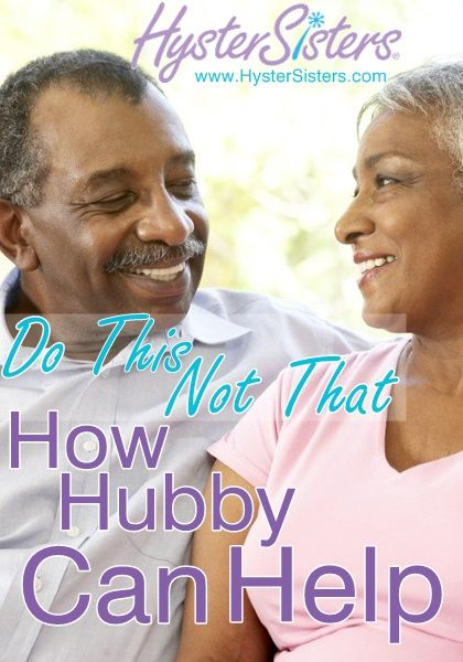 What can my husband do to help before and after my hysterectomy?      Many husbands want to help their wives as they go through the hysterectomy process, but th