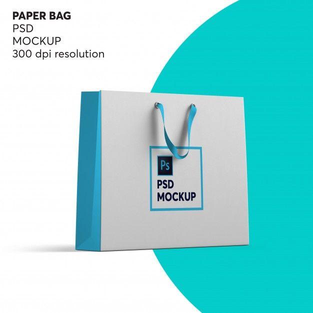 Download Paper Bag Mockup Bag Mockup Business Card Mock Up Paper Bag