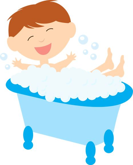 17 Best images about Bath time/Water fun clipart on ...