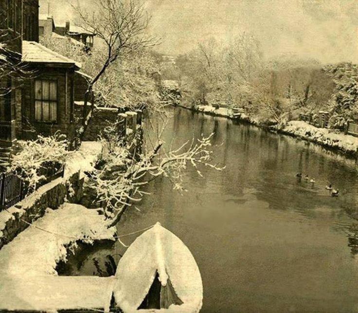"Aslıhan Karay  on Twitter: ""1957, kış... Kurbağlıdere, Kadıköy https://t.co/dmJ9YYmjKH"""