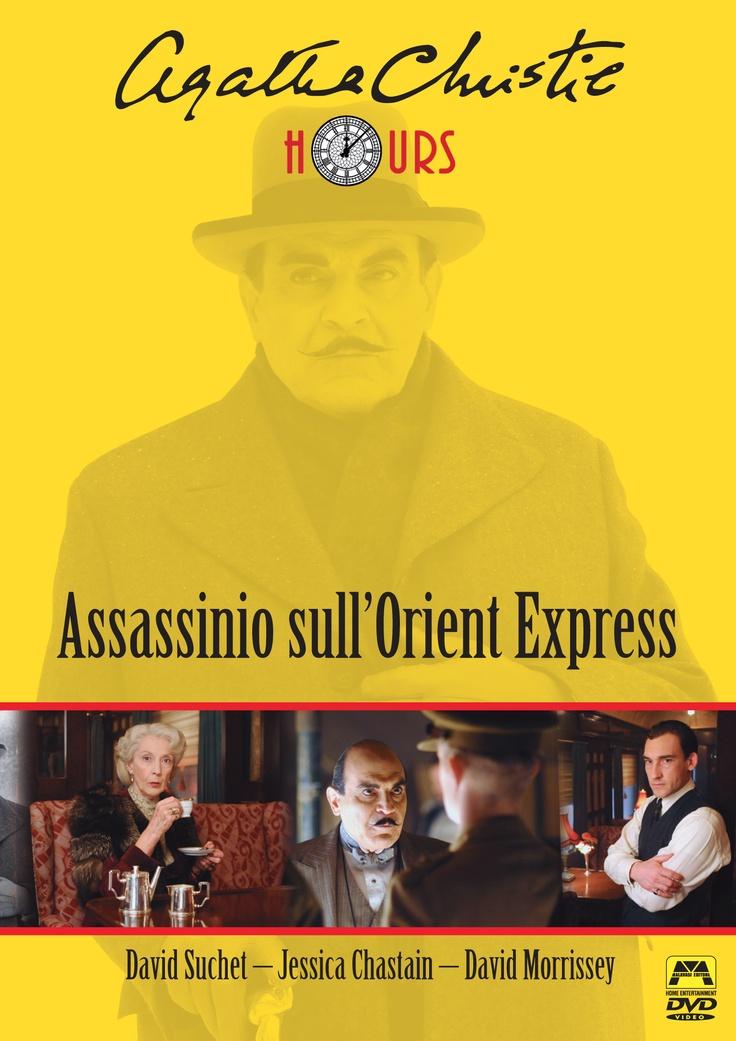"""""""Assassinio sull'Orient Express"""""""