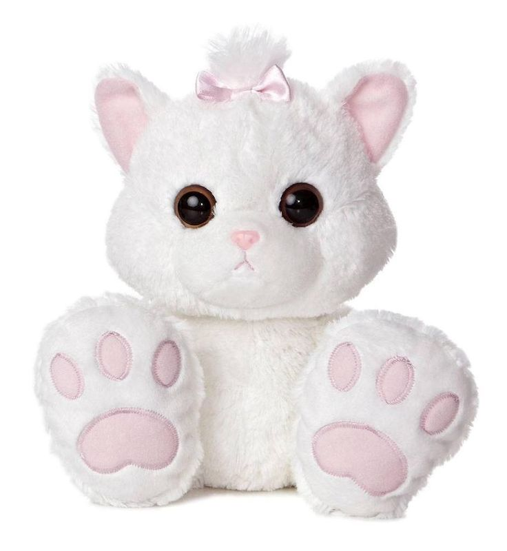 Can stuffed kitten toys