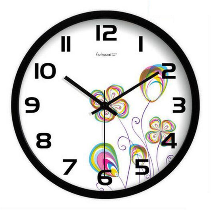 les 25 meilleures id es de la cat gorie grandes horloges murales sur pinterest grande horloge. Black Bedroom Furniture Sets. Home Design Ideas