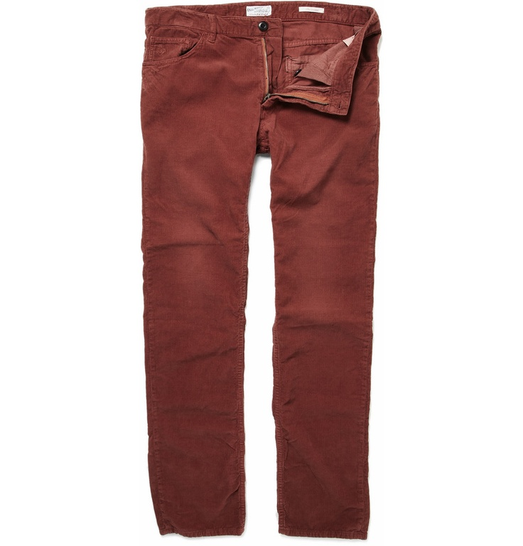 Gant Rugger - Cordster Cotton Corduroy Trousers
