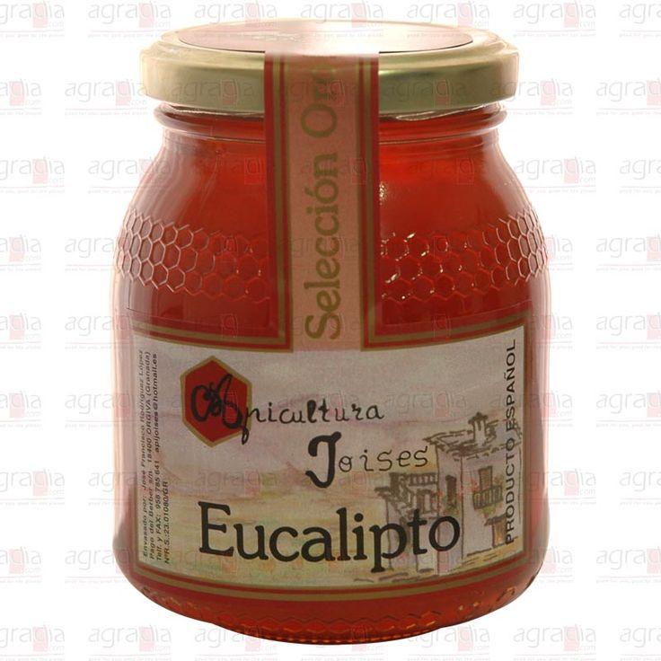 Agradia miel de eucalipto 500gr / Agradia eucalyptus honey 500gr
