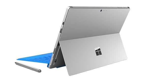 Surface Pro 4 – 256 Go / Intel Core i7 (16 Go)