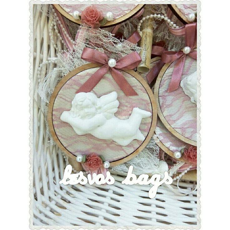 Handmade cherouvim angel