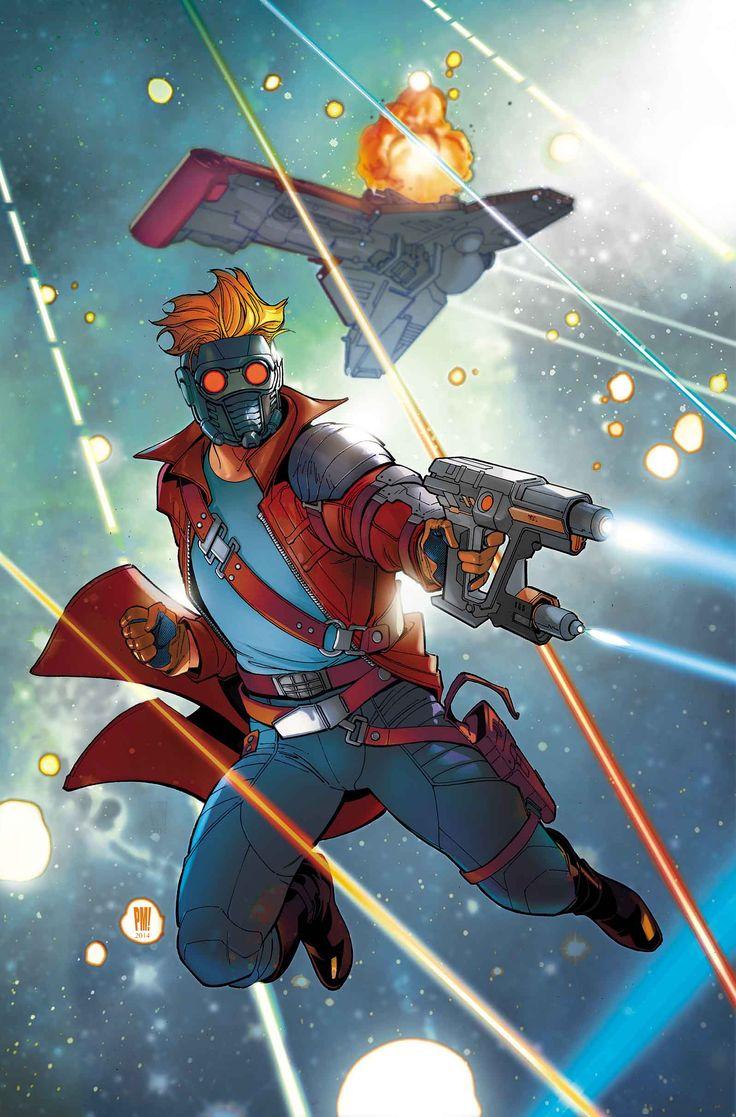 Star-Lord by Paco Medina