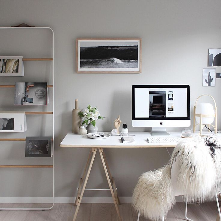 Scandinavian office space