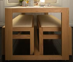 Mesa de Comedor MicNic - Natural