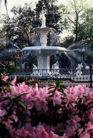 Savannah: Weekend Getaways, Ugg Boots, Spring Flower, Favorite Places, Tops 10, Forsyth Parks, Roads Trips, Savannah Ga, Savannah Georgia