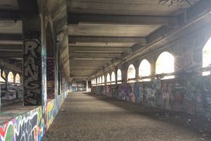 Rochester Abandoned Subway in Rochester, United States