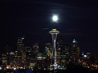 Seattle Space Needle new year's eve 2016 fireworks show details announced, will also be streaming live online