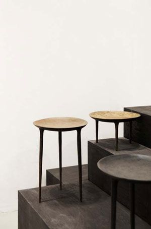 Rick Owens Furniture at Oliver Gustav