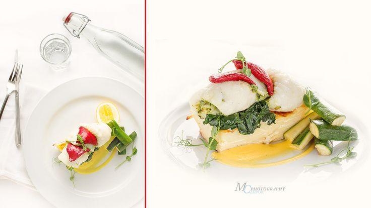 Delicious cod - photo done for award winning restaurant #DuxDine #christchurch #nz