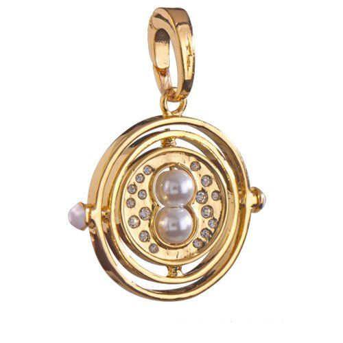 Harry Potter Bracelet Charm Lumos Time Turner Noble Collection Bracciali. The Noble Collection is proud to announce the arrival of their Harry Potter charms. Each one measures about 2 cm and is compatible with many charm bracelets such as the Lumos bracelet from Noble: NN7708, NN7714, NN7712 & NN7710.