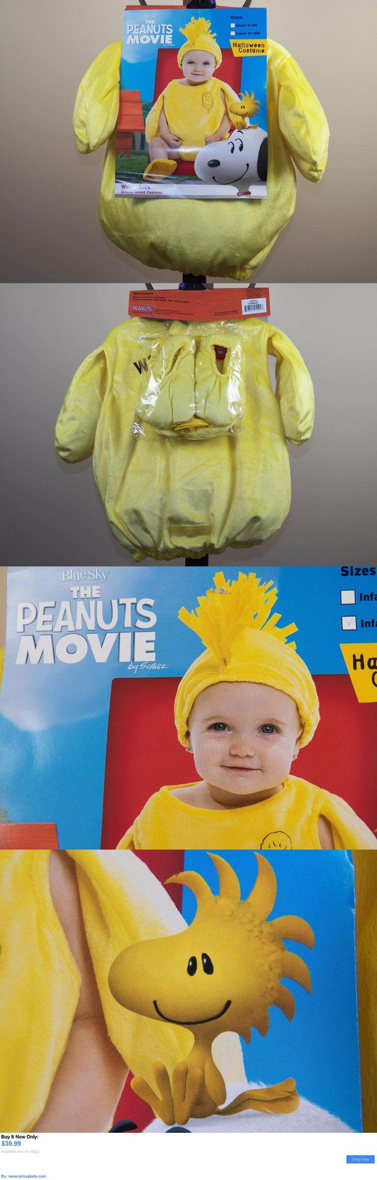 Kids Costumes: Peanuts Movie Woodstock Deluxe Halloween Costume Infant Size 12-18M *New* BUY IT NOW ONLY: $39.99 #priceabateKidsCostumes OR #priceabate